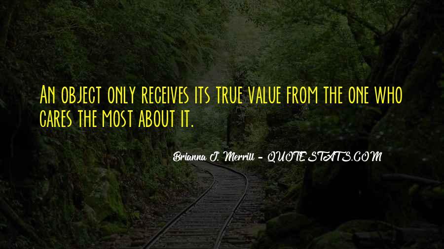 Brianna J. Merrill Quotes #676236