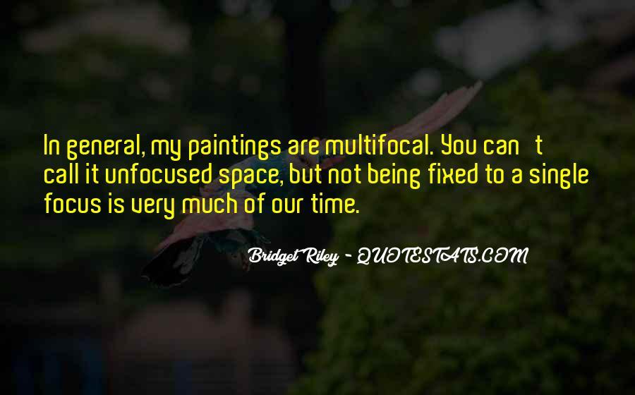 Bridget Riley Quotes #1725615