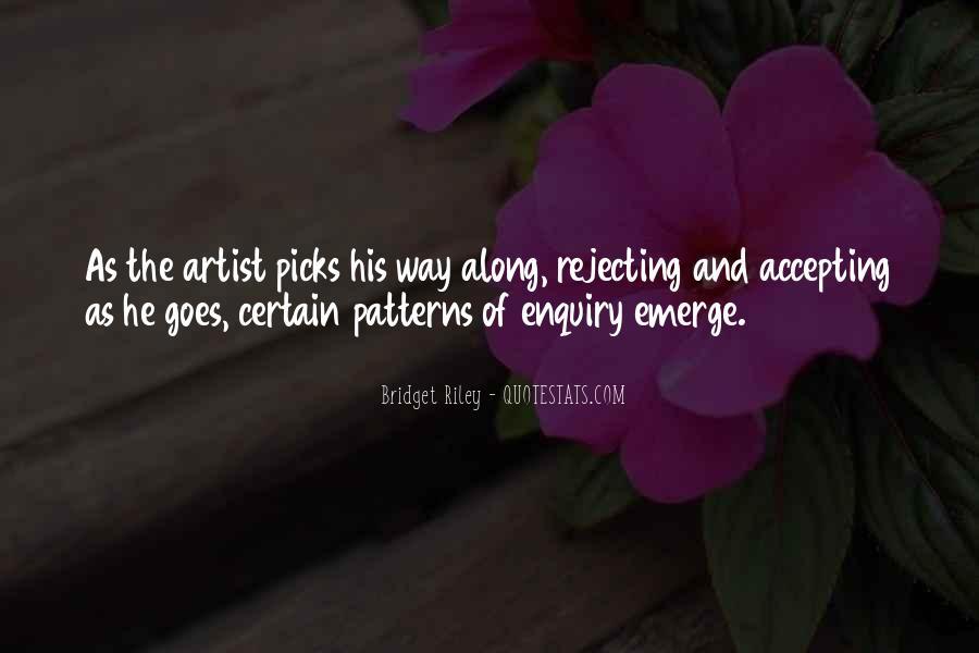 Bridget Riley Quotes #1772200