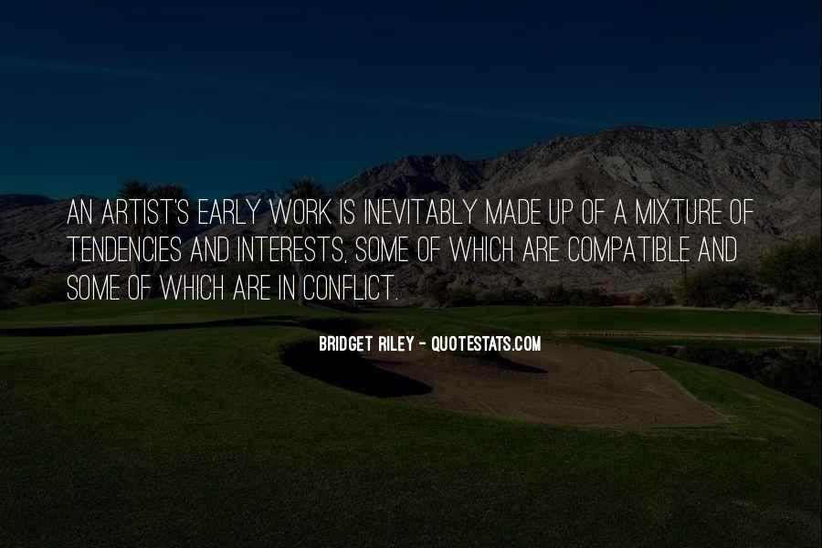 Bridget Riley Quotes #882768