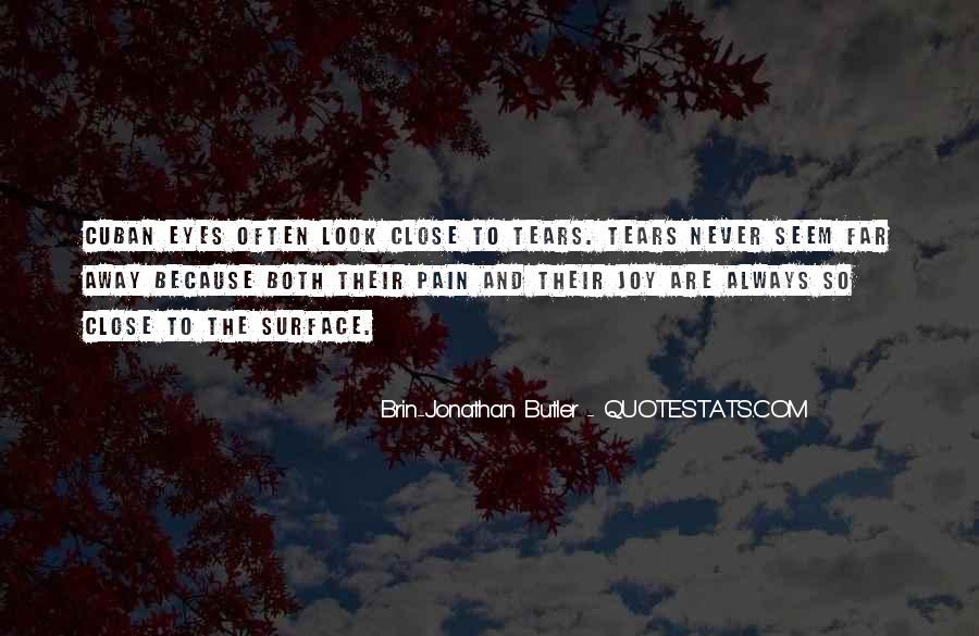 Brin-Jonathan Butler Quotes #1192907