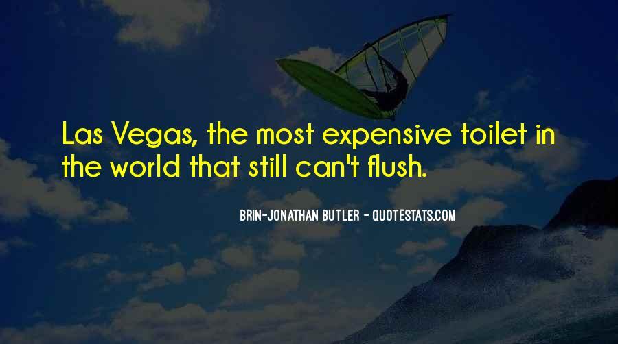 Brin-Jonathan Butler Quotes #146366