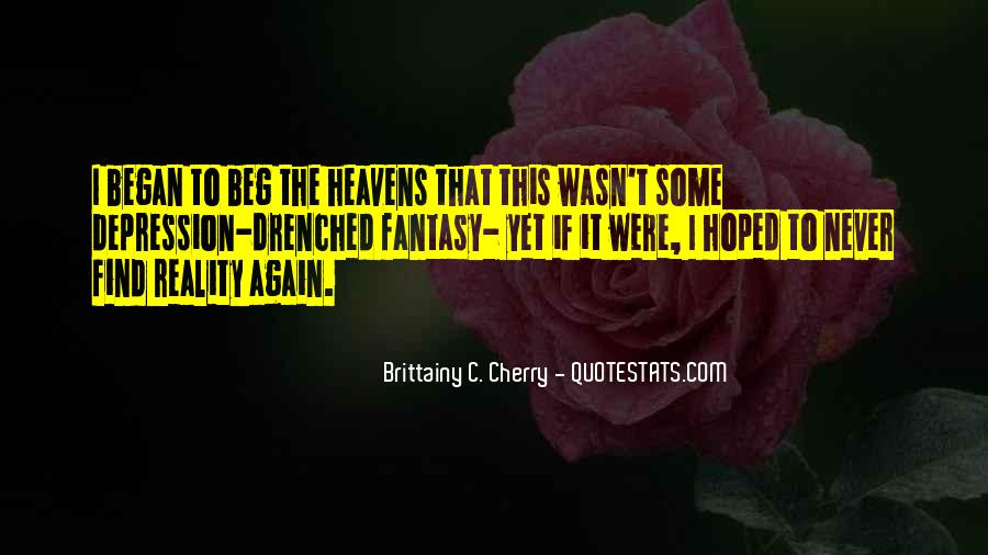 Brittainy C. Cherry Quotes #112016