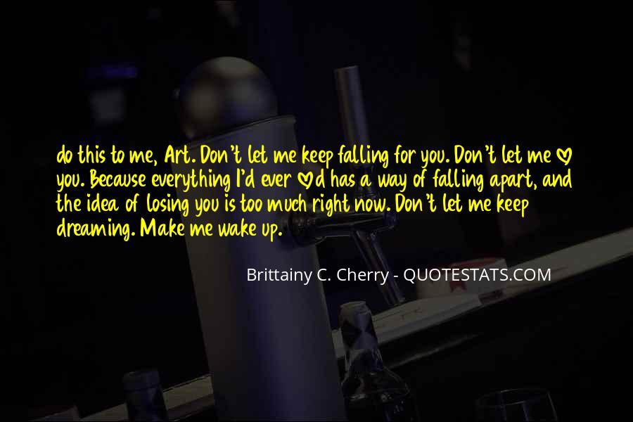 Brittainy C. Cherry Quotes #112918