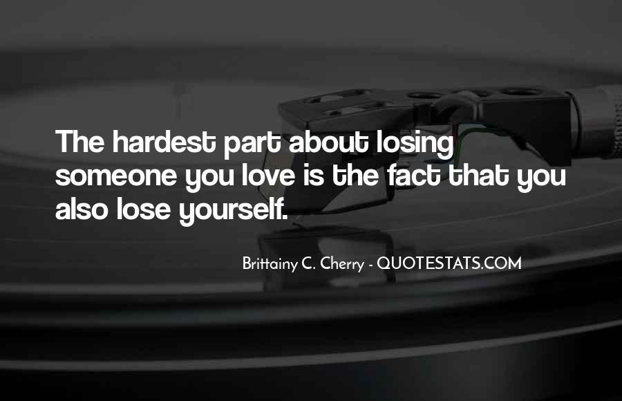 Brittainy C. Cherry Quotes #1178705