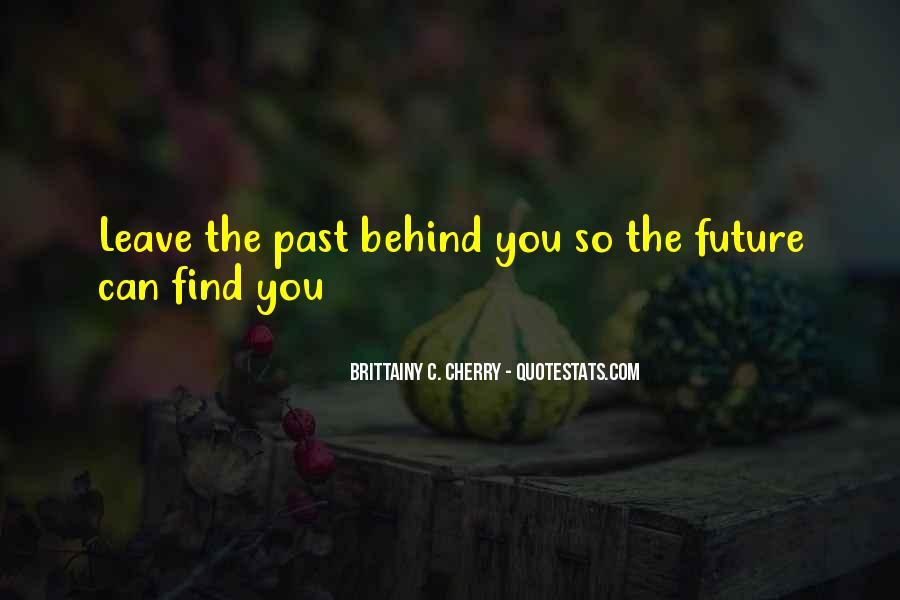 Brittainy C. Cherry Quotes #1231494