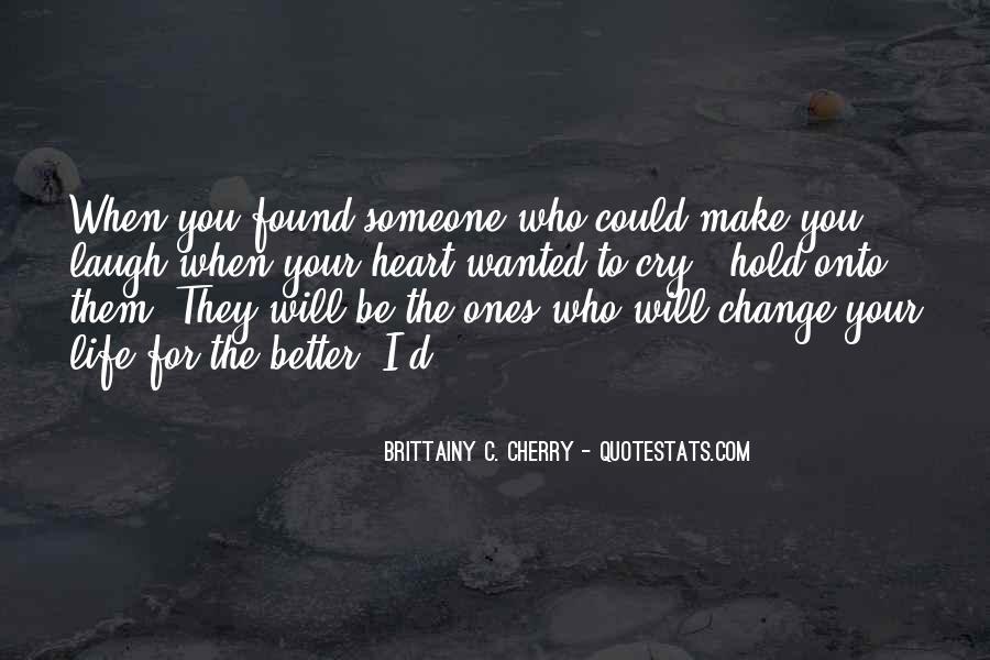 Brittainy C. Cherry Quotes #1238553