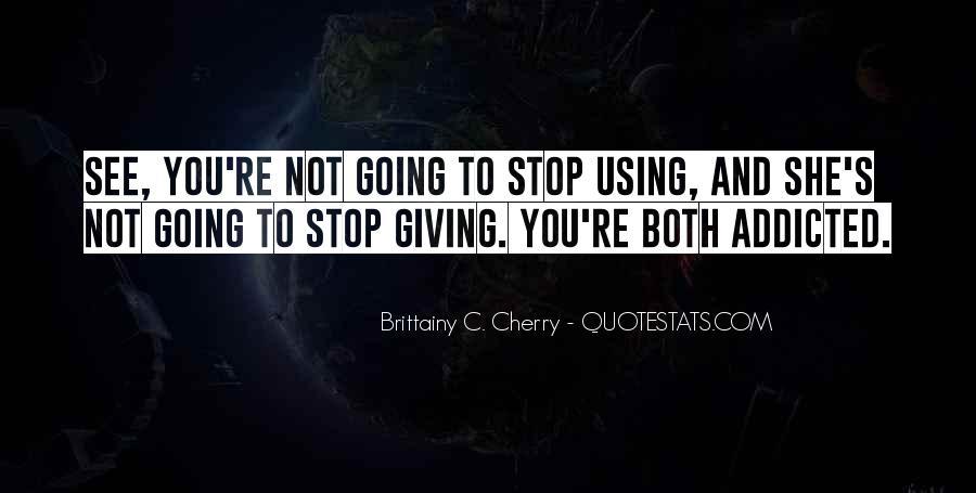 Brittainy C. Cherry Quotes #1324697