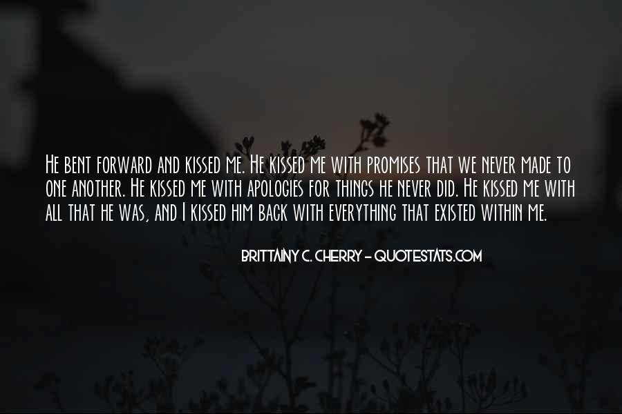 Brittainy C. Cherry Quotes #134847