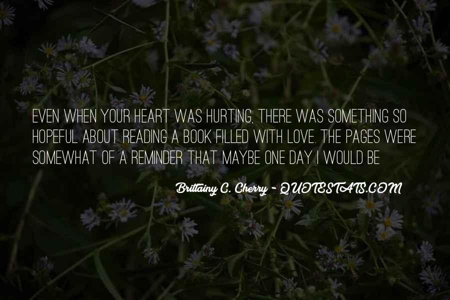 Brittainy C. Cherry Quotes #1365167