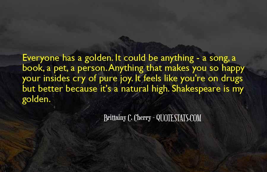 Brittainy C. Cherry Quotes #1421212