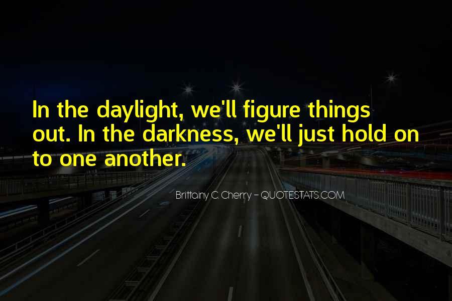 Brittainy C. Cherry Quotes #1478520
