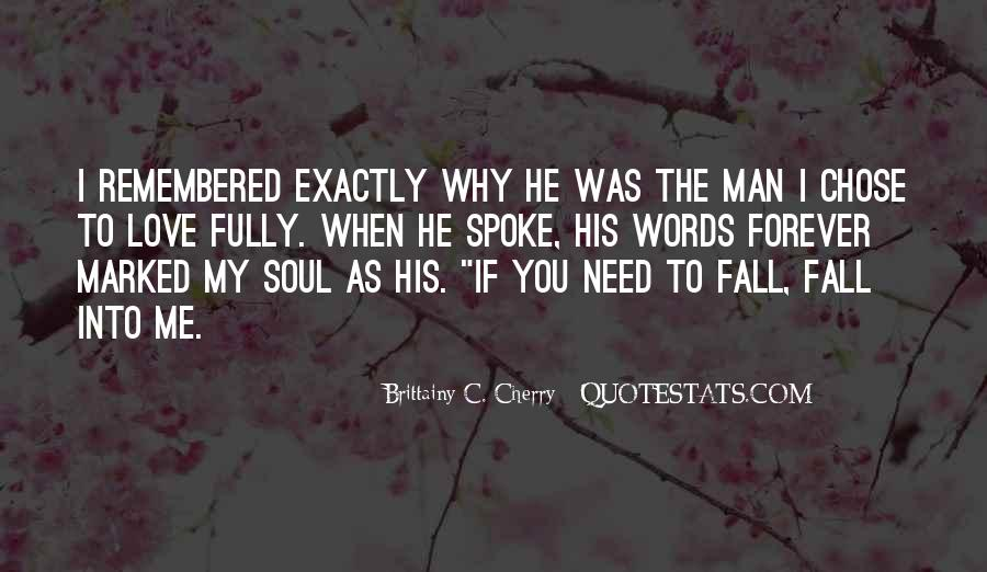Brittainy C. Cherry Quotes #1487905