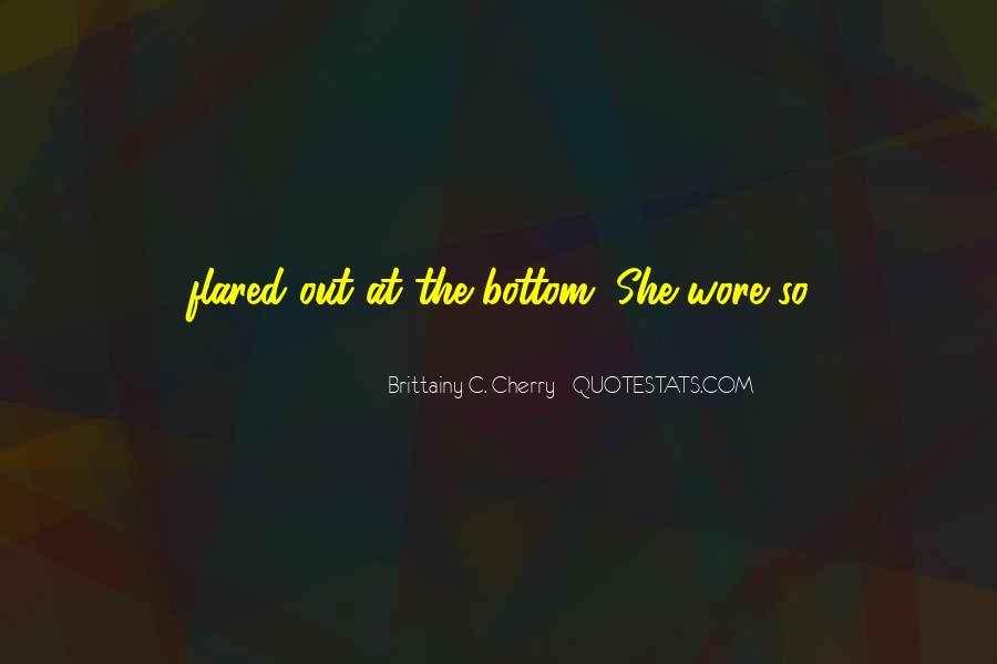 Brittainy C. Cherry Quotes #1530258