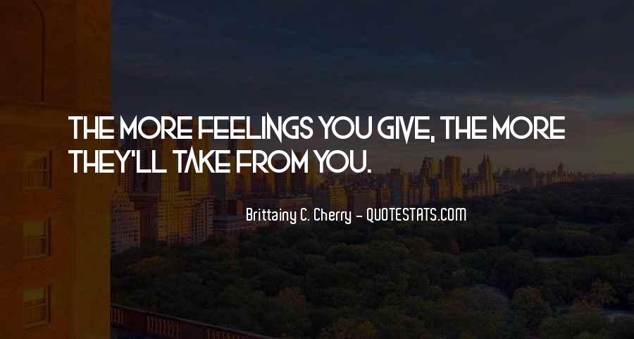 Brittainy C. Cherry Quotes #1547837