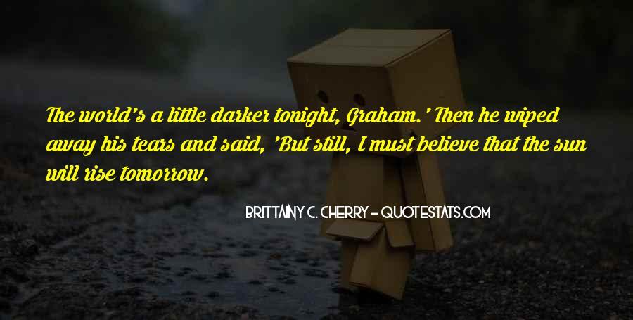 Brittainy C. Cherry Quotes #1703392