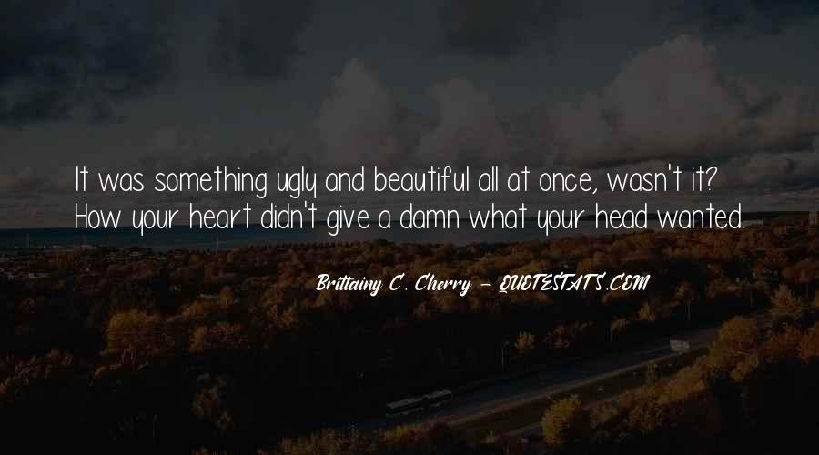 Brittainy C. Cherry Quotes #1721691