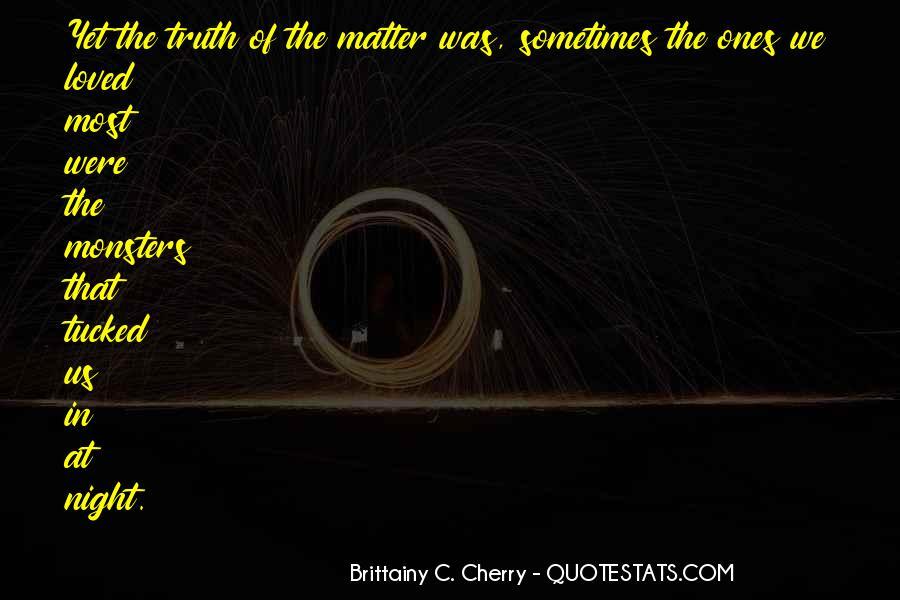 Brittainy C. Cherry Quotes #1752988
