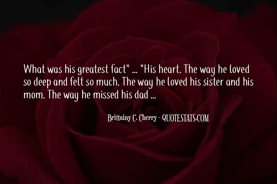 Brittainy C. Cherry Quotes #1867637