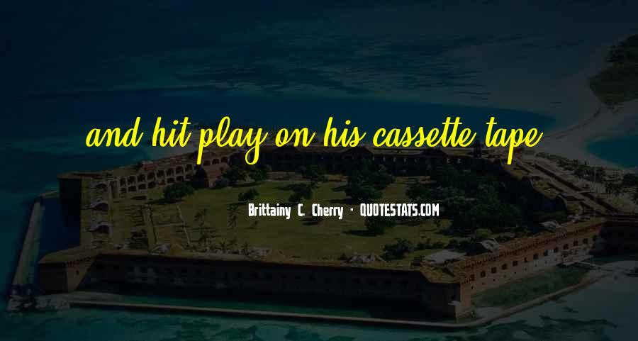 Brittainy C. Cherry Quotes #203676