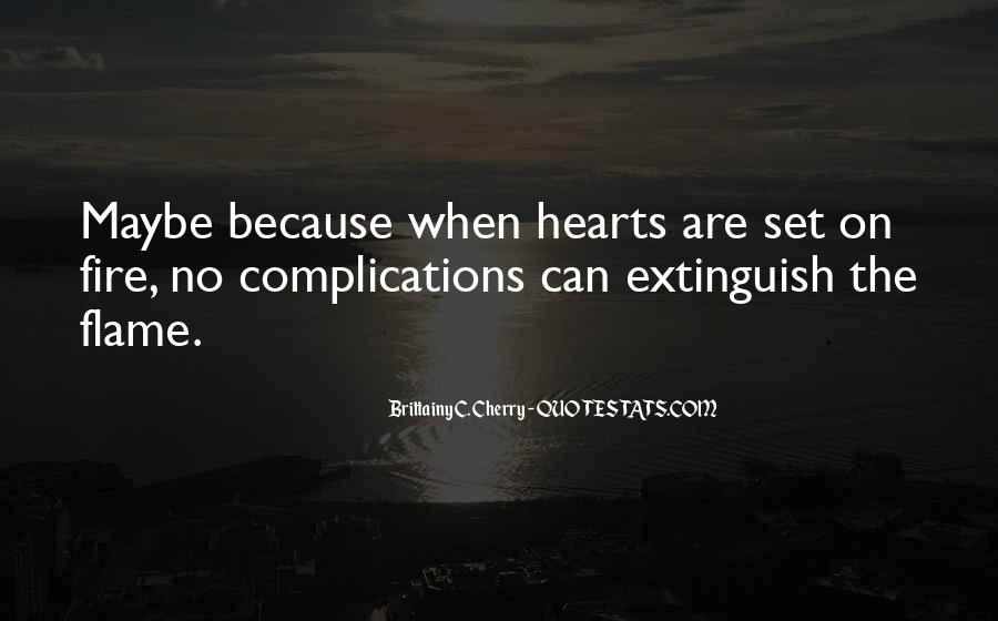 Brittainy C. Cherry Quotes #247815