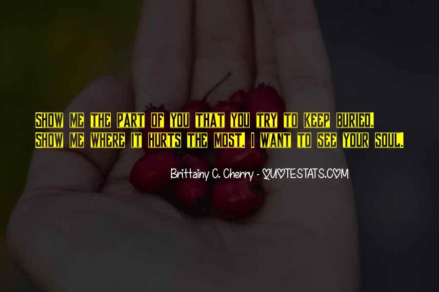 Brittainy C. Cherry Quotes #25450