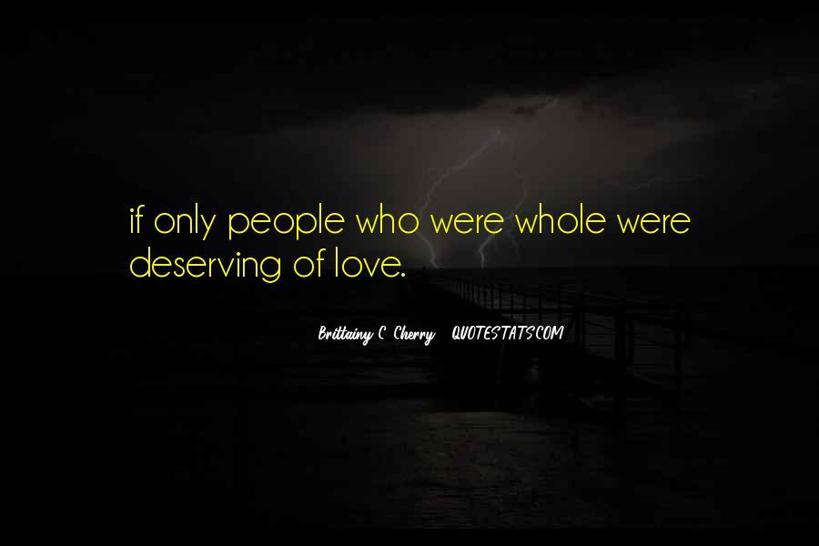 Brittainy C. Cherry Quotes #297142