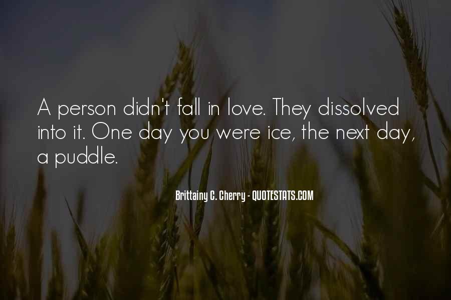 Brittainy C. Cherry Quotes #571645