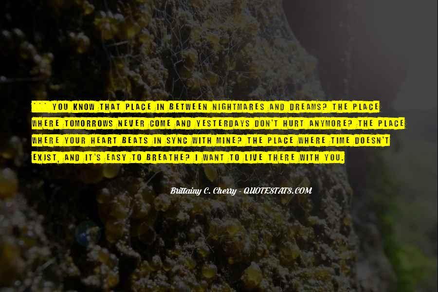 Brittainy C. Cherry Quotes #59712