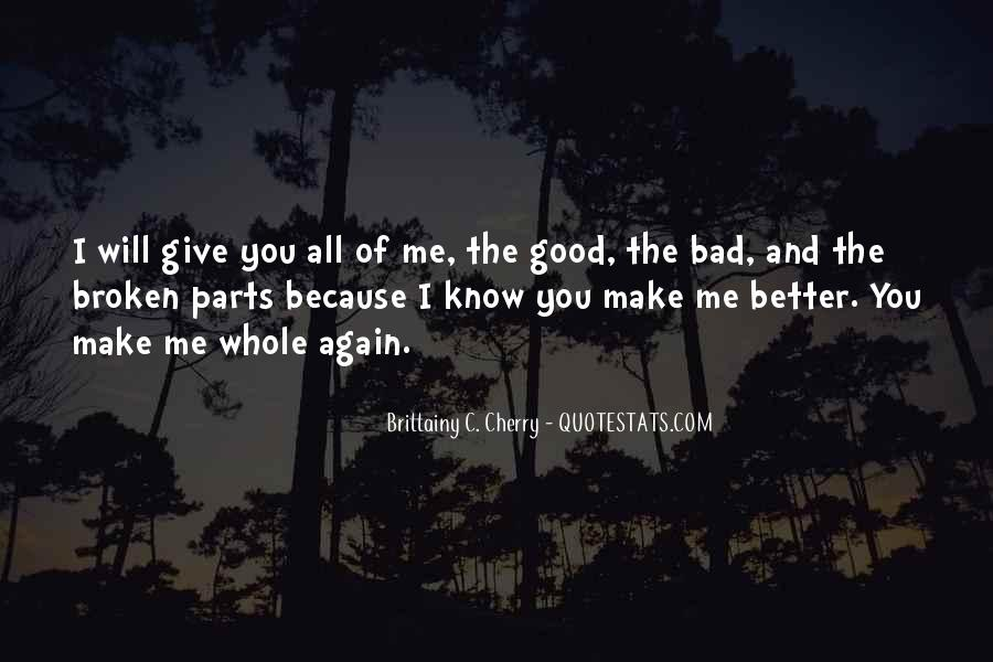 Brittainy C. Cherry Quotes #61557
