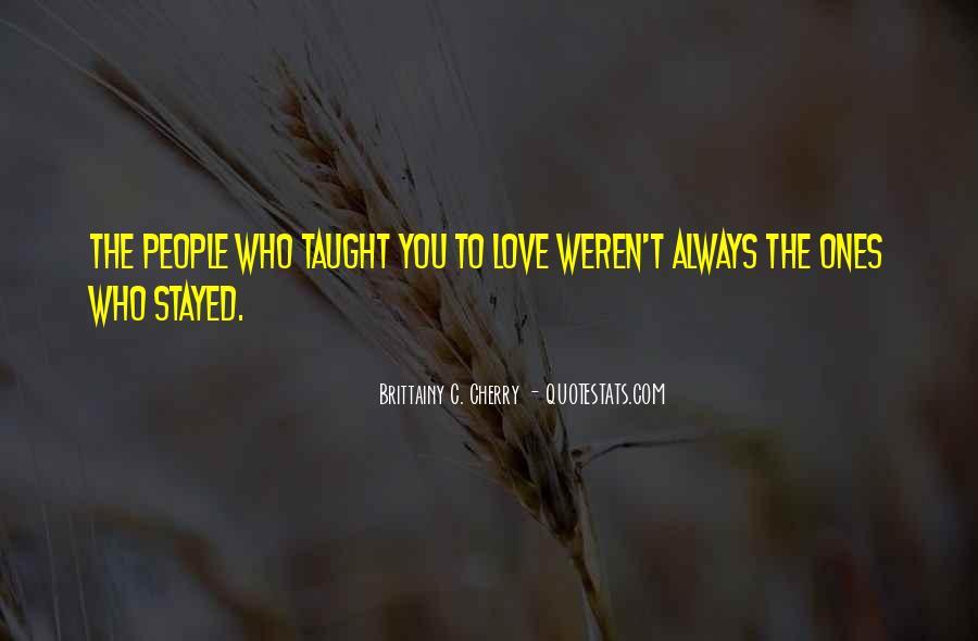 Brittainy C. Cherry Quotes #635952