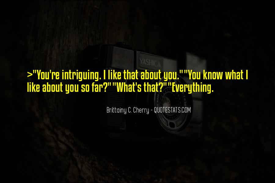 Brittainy C. Cherry Quotes #648370