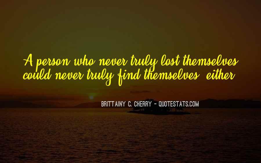 Brittainy C. Cherry Quotes #718262