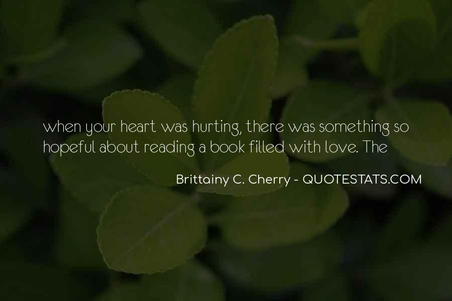 Brittainy C. Cherry Quotes #748889