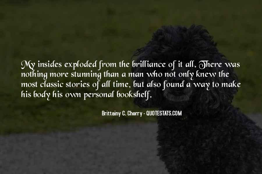 Brittainy C. Cherry Quotes #950727