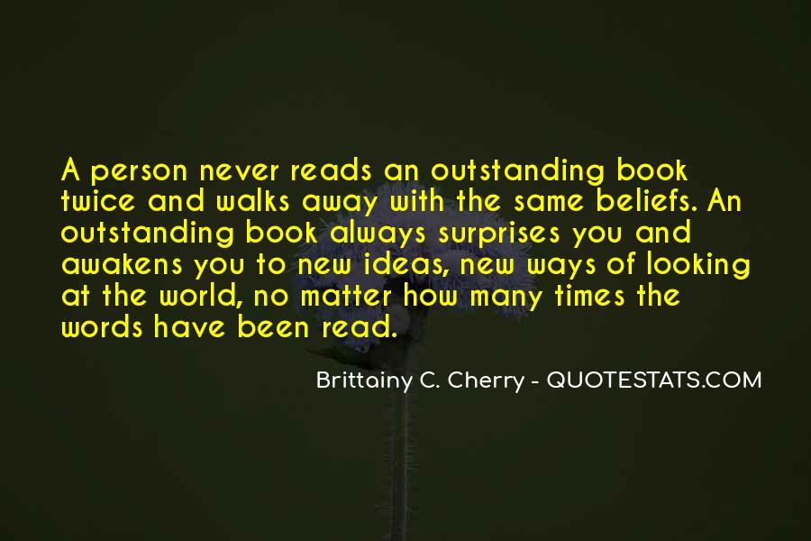Brittainy C. Cherry Quotes #964916