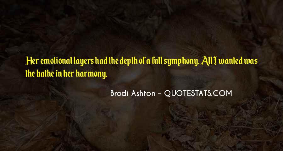 Brodi Ashton Quotes #1135639