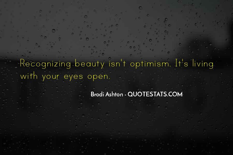 Brodi Ashton Quotes #1364303