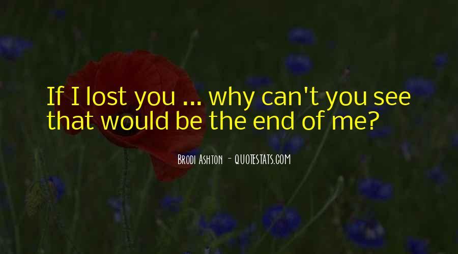 Brodi Ashton Quotes #1597317
