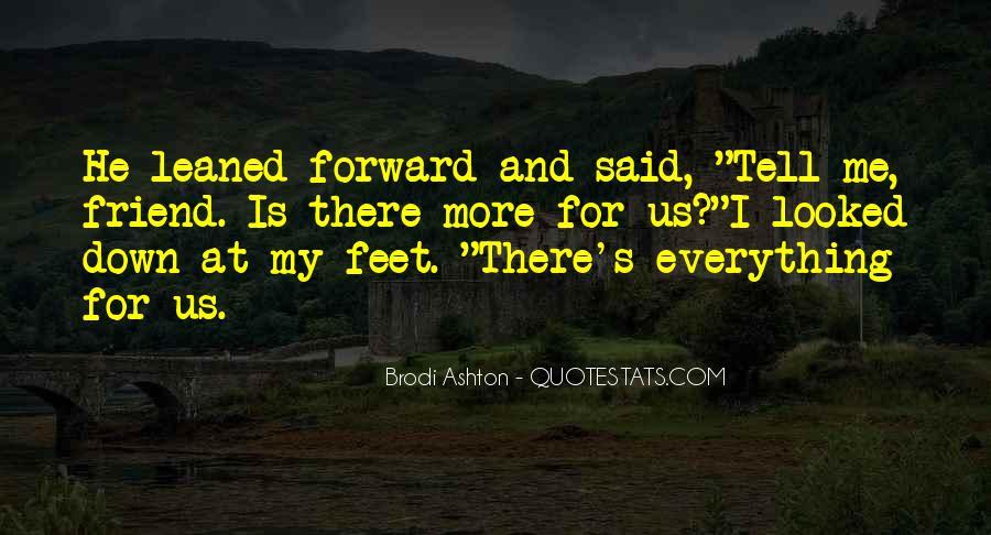 Brodi Ashton Quotes #1686915