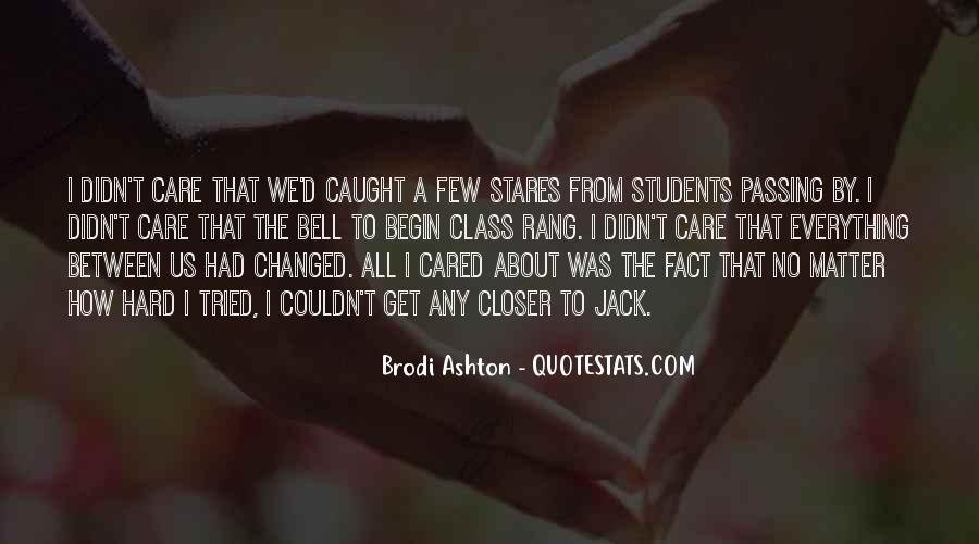 Brodi Ashton Quotes #3176
