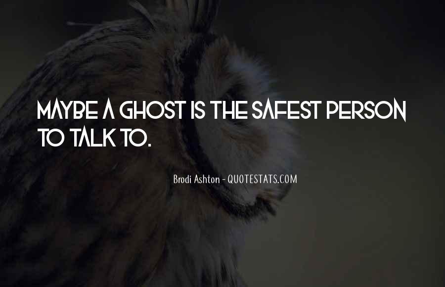 Brodi Ashton Quotes #466436