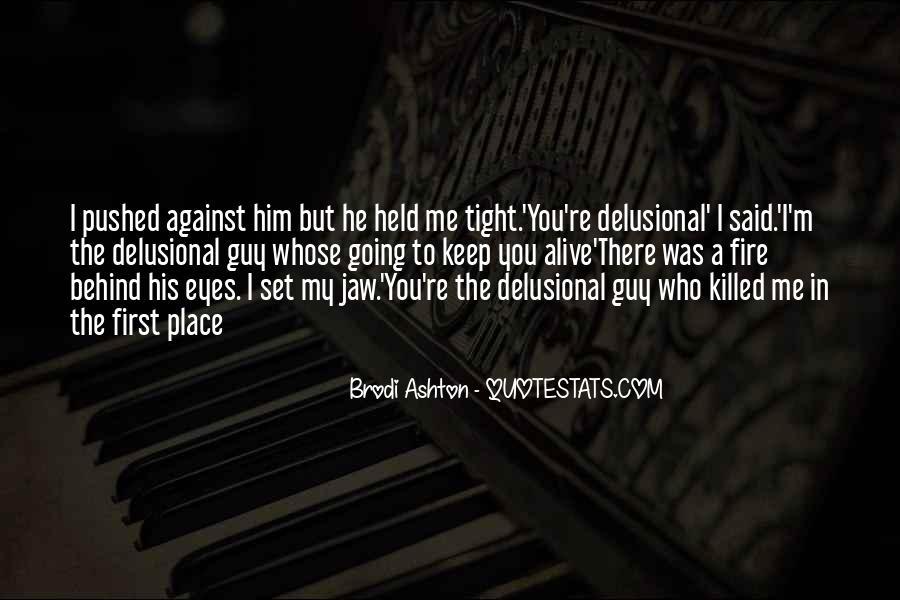 Brodi Ashton Quotes #482606
