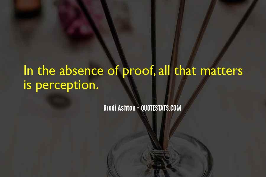 Brodi Ashton Quotes #658673
