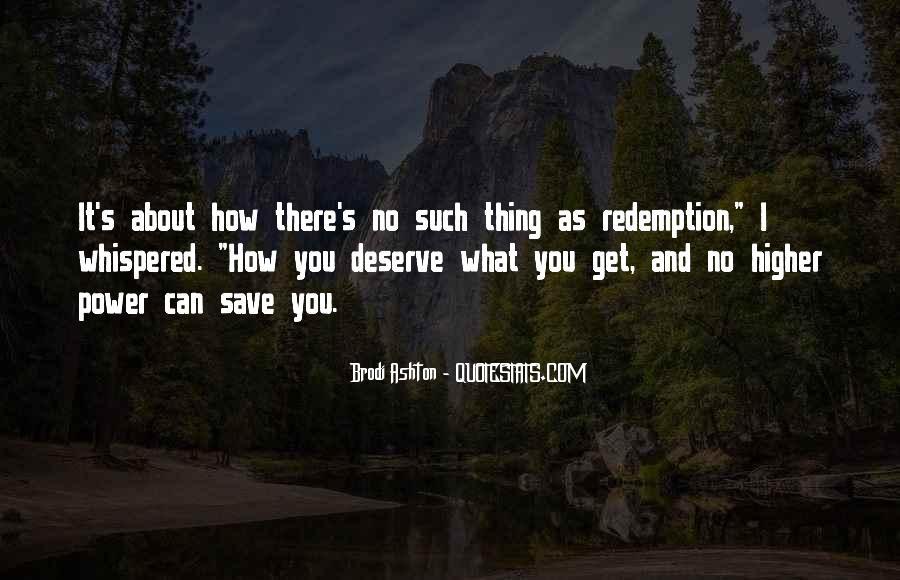 Brodi Ashton Quotes #843224