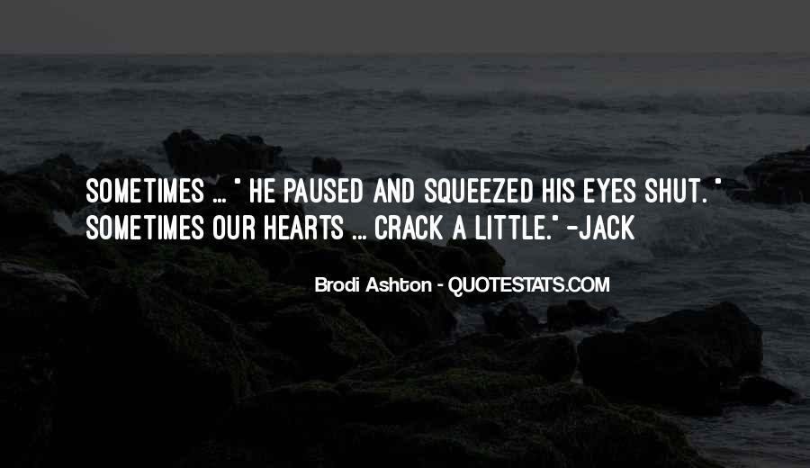 Brodi Ashton Quotes #956902