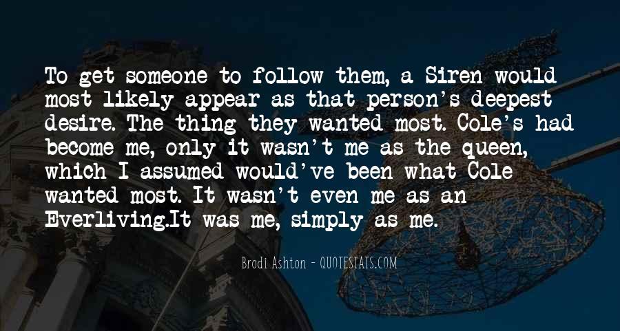Brodi Ashton Quotes #97934