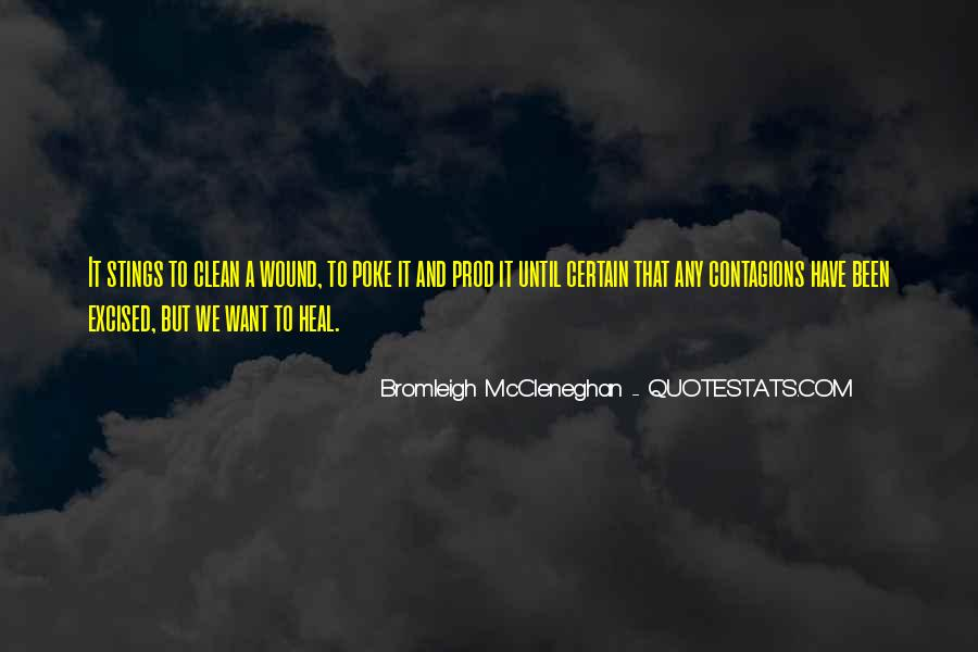 Bromleigh McCleneghan Quotes #344022