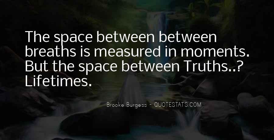Brooke Burgess Quotes #1359858