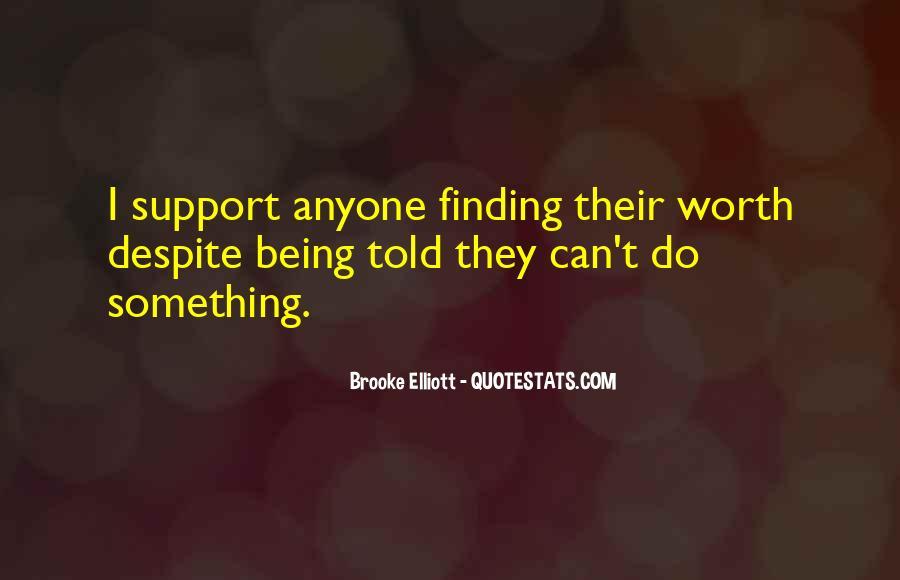 Brooke Elliott Quotes #1096742